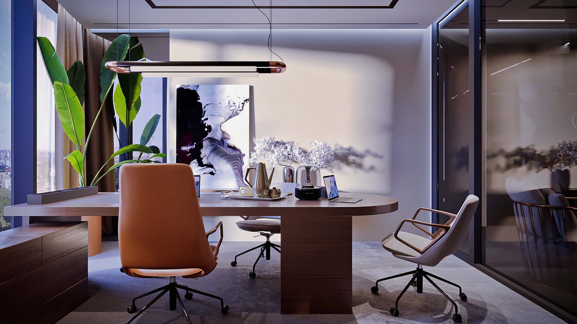 AVG Group IQ office