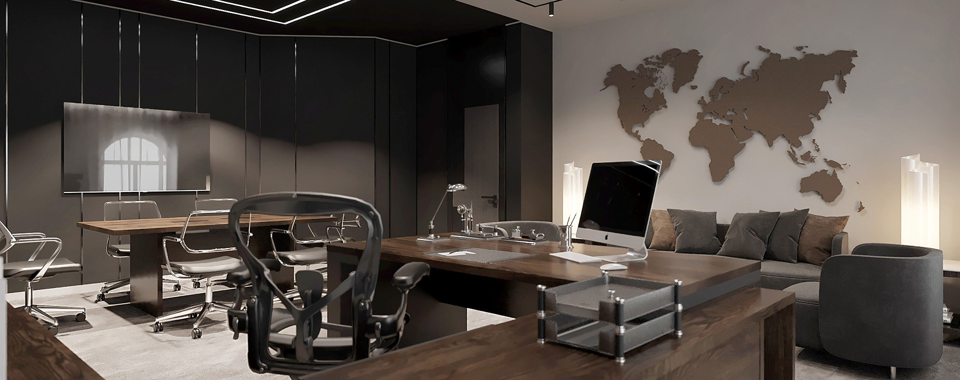 Офіс інвестиційної компанії