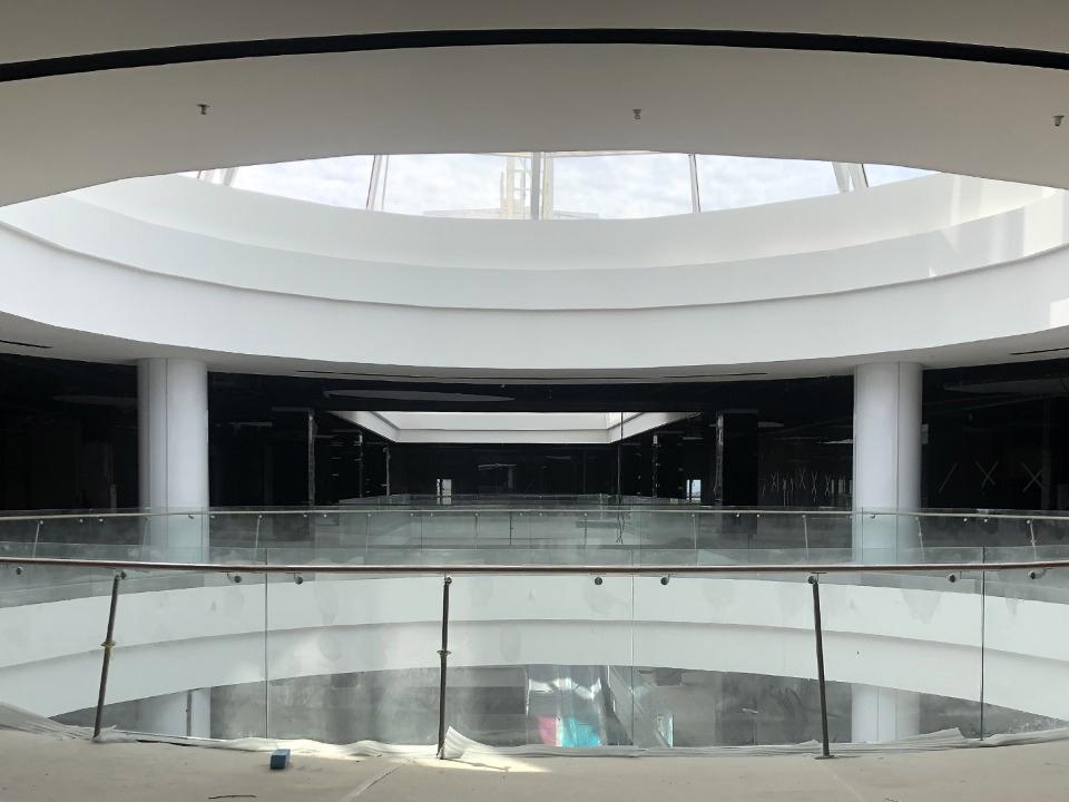 ТРЦ Planeta Mall Харьков ход строительства