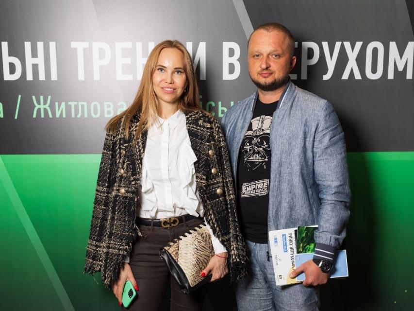 CEO AVG Group Андрей Войтко Управляющий партнер Екатерина Новицкая