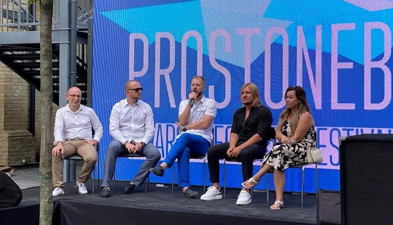 Архітектурний фестиваль Prostoneba Андрій Войтко