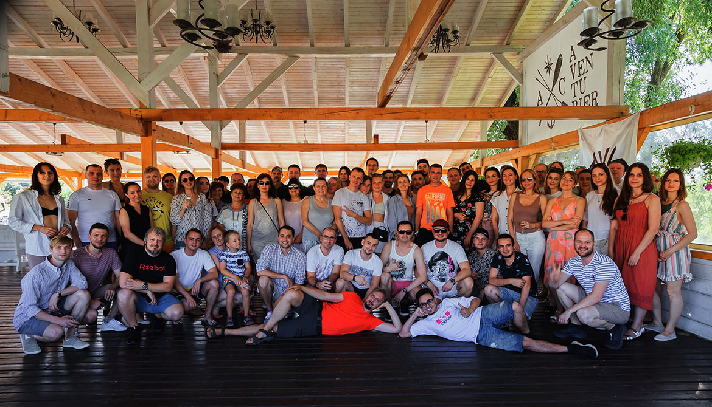Літній корпоратив 2021 AVG Family